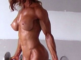 Fitness Mr Big brass Lindsay Mulinazzi Young A