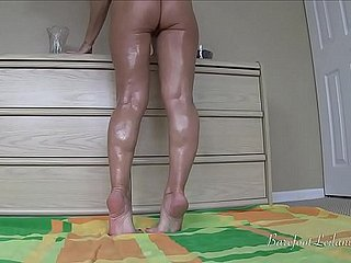 Oiled Legs n Fingertips Trailer