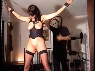 my slave wife Isabel flogged by strangers