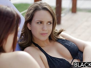 BLACKED Comrades Tap Nile plus Chanel Preston Enjoy BBC Toget