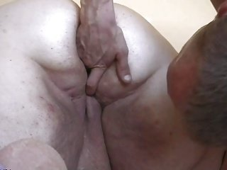 SSBBW fucked at the end of one's tether lean tramp