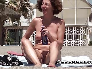 Apparent Tampon Pussy Series Nudist Beach Hot Pest Sprog Spycam